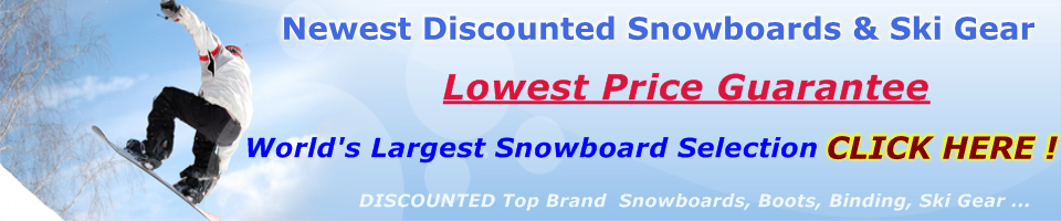 cheap snowboard